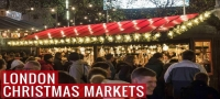 3 Christmas Markets to Visit in London