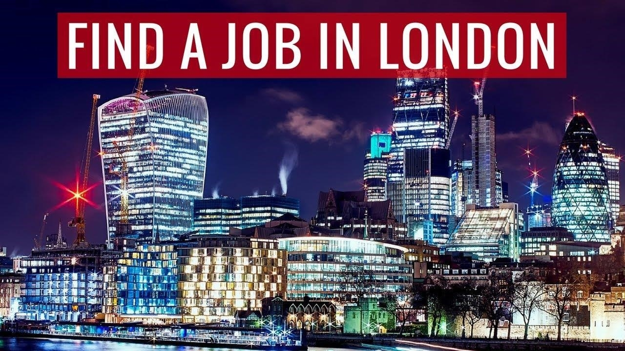 How to Find a Job in London tourismus