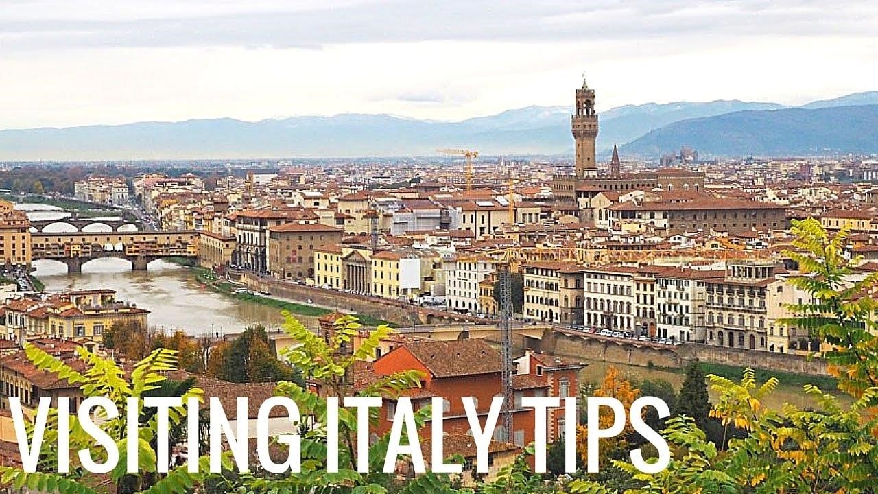 10 Important Things to Know Before Visiting Italy tourismus
